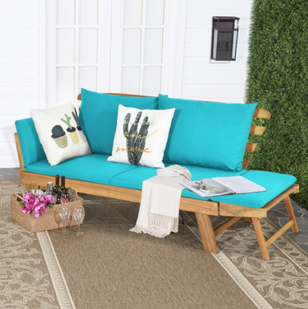convertible sofa daybed for outdoors