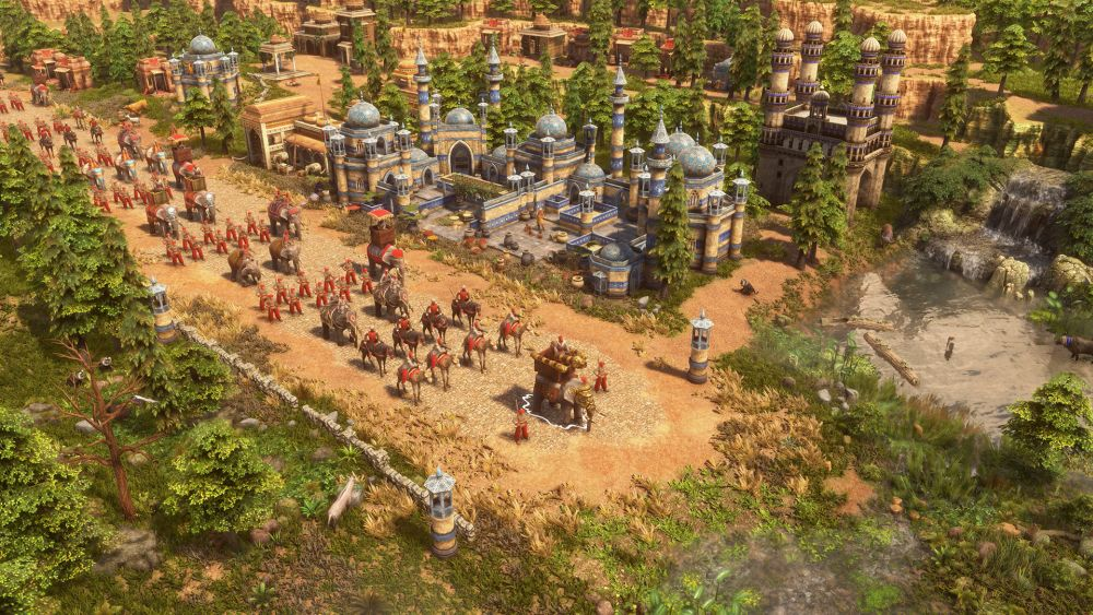 strategy Age of Empires