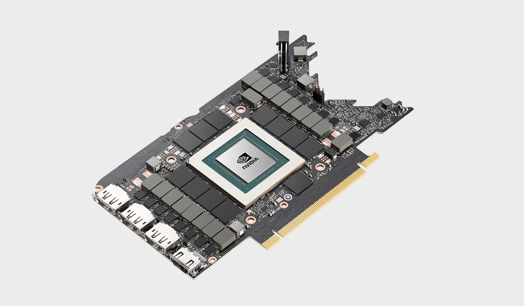 Nvidia RTX graphics cards