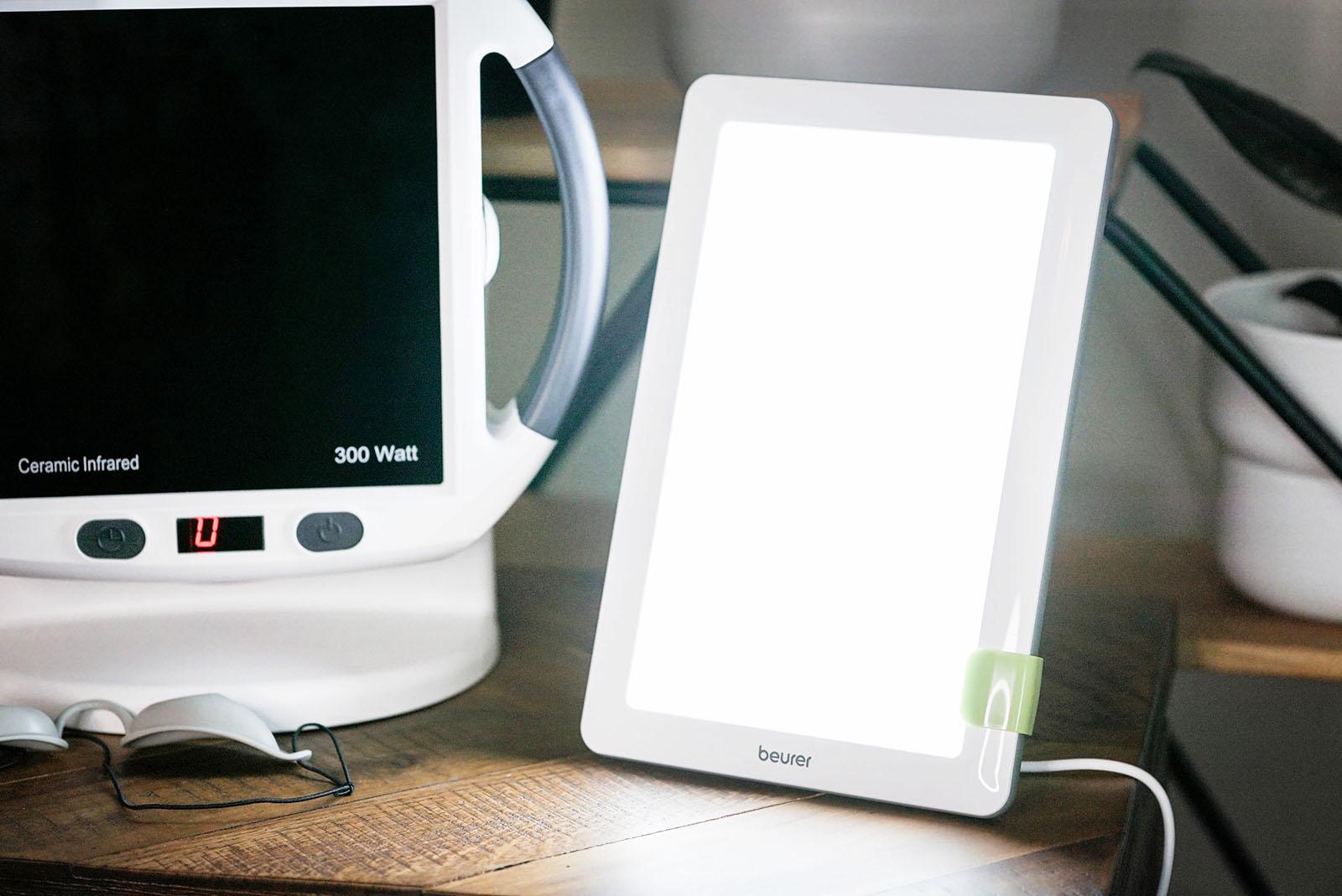 Beurer daylight lamp review