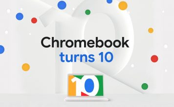 Chromebook Turns 10
