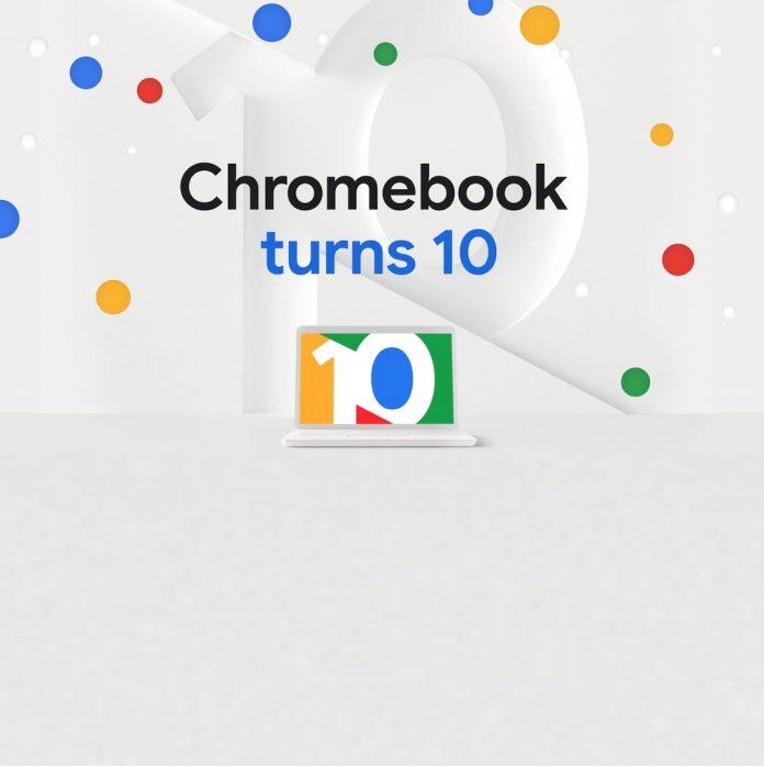 Chromebook Turns 10