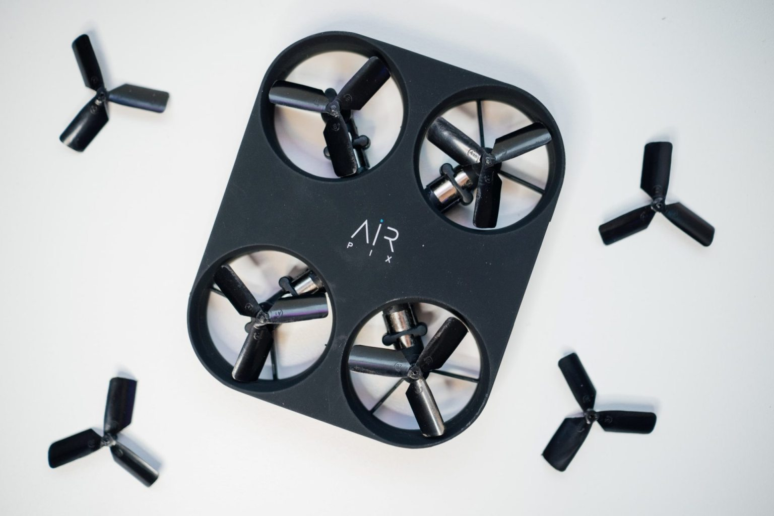 AirPix with propellers