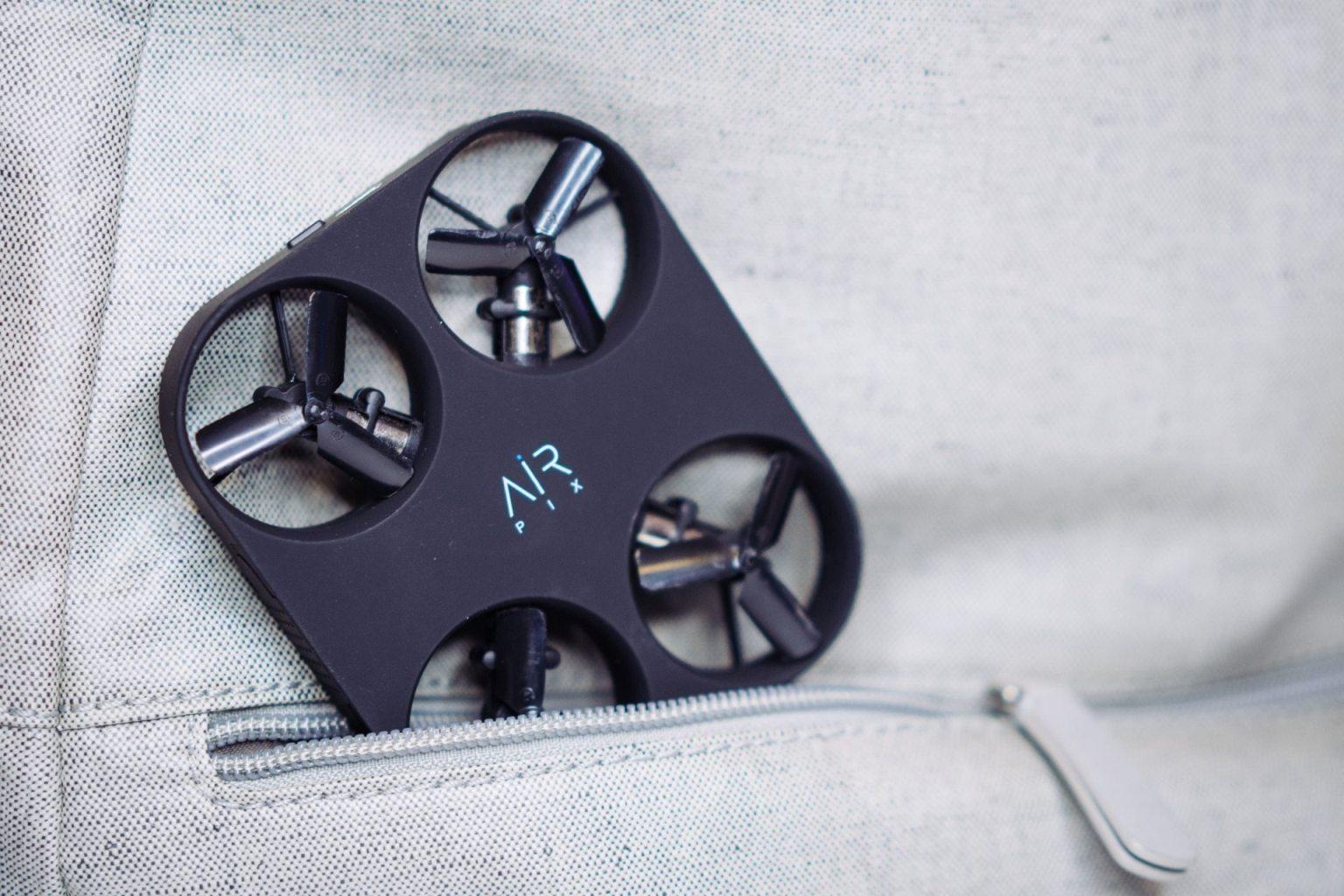 AirPix in bag