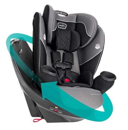 Evenflo Revolve 360 Seat