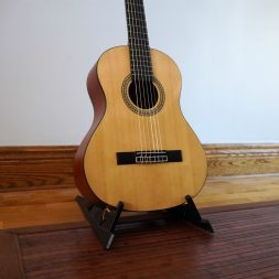 The JC-23 is a 3/4 classical guitar