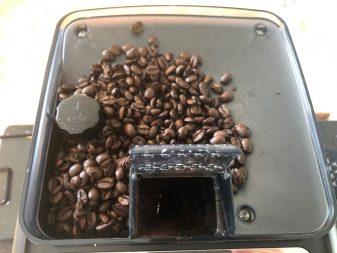 Philips 5400 bean hopper