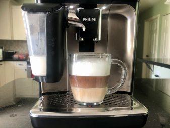 Philips 5400 cappuccino