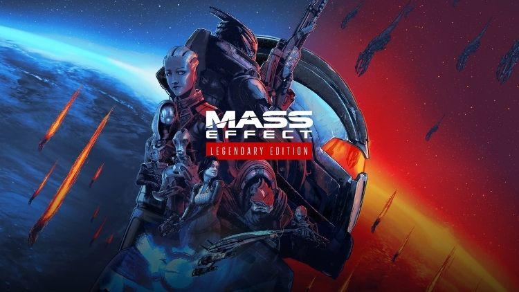 Role Playing Game Mass Effect