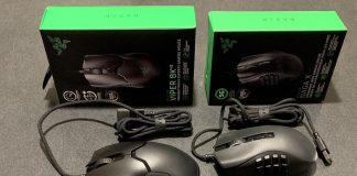 Razer Viper 8K and Razer Naga X review