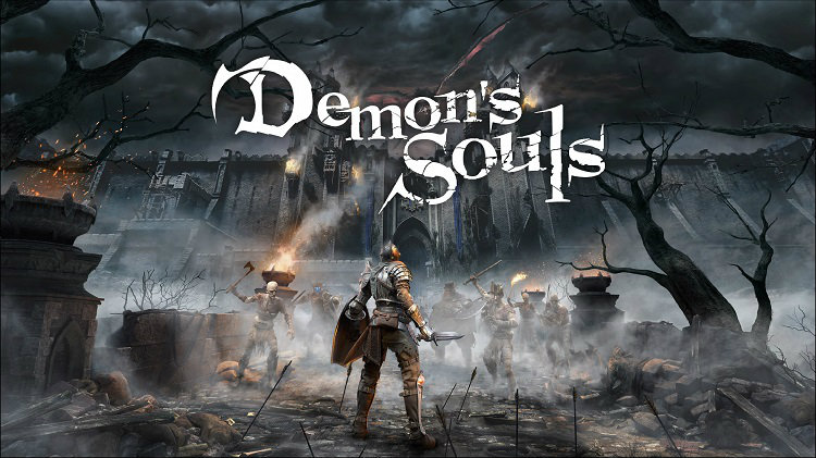 Role Playing Game DemonSouls
