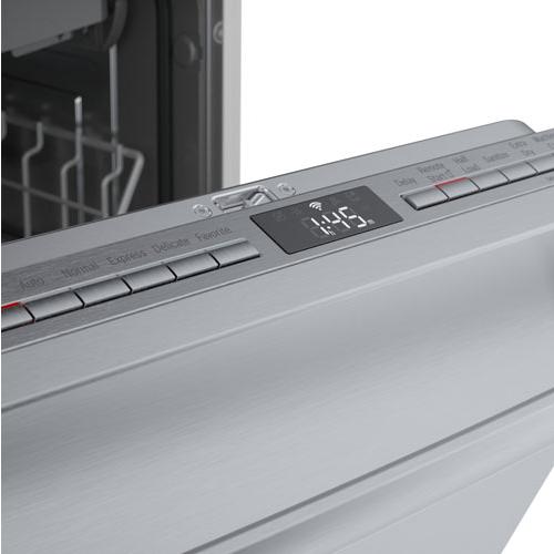Smart dishwasher