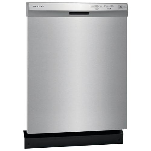 dishwasher front
