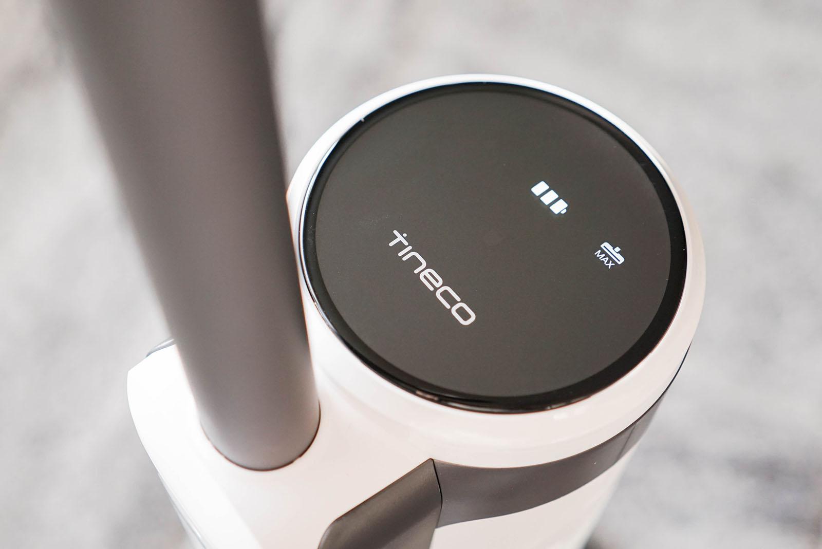 Tineco iFloor 3 Wet-Dry Upright Vacuum display