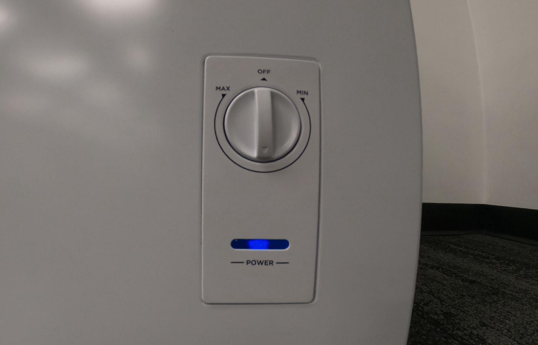 temperature dial chest freezer