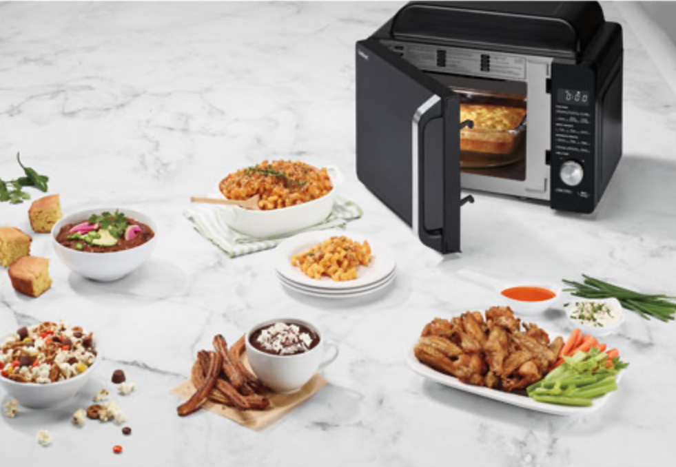 cuisinart microwave air fryer oven