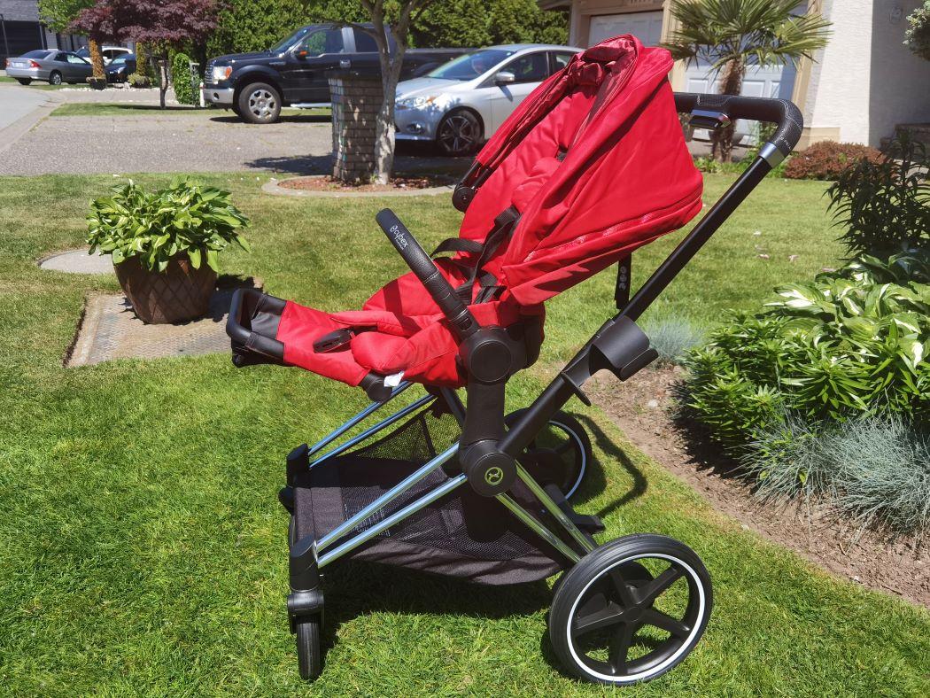 e-Priam Baby Stroller
