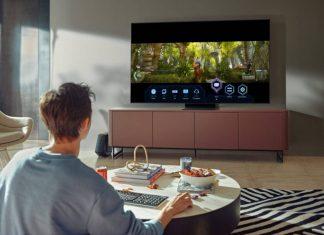 samsung gaming tvs with game bar