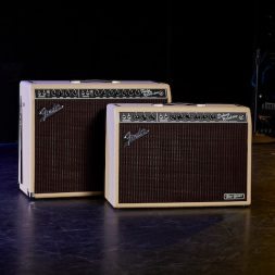 Widespread Fender Amplifiers