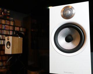 Bowers & Wilkins 600-series speaker
