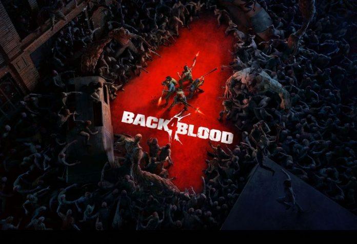 Back 4 Blood PvP Presentation Banner