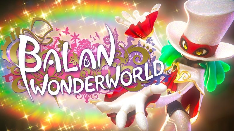 Balan Wonderworld Banner