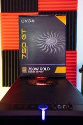 EVGA SuperNOVA 750 GT on PC