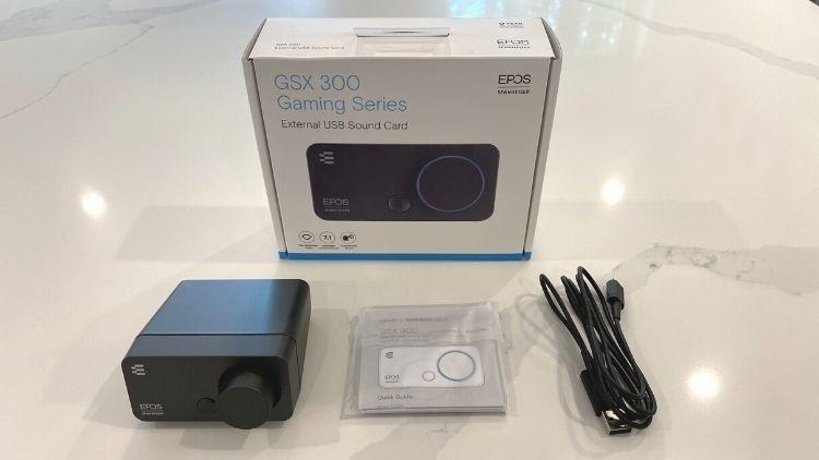 EPOS GSX 300 Unboxed