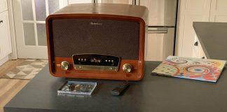 Electrohome Kingston record player review