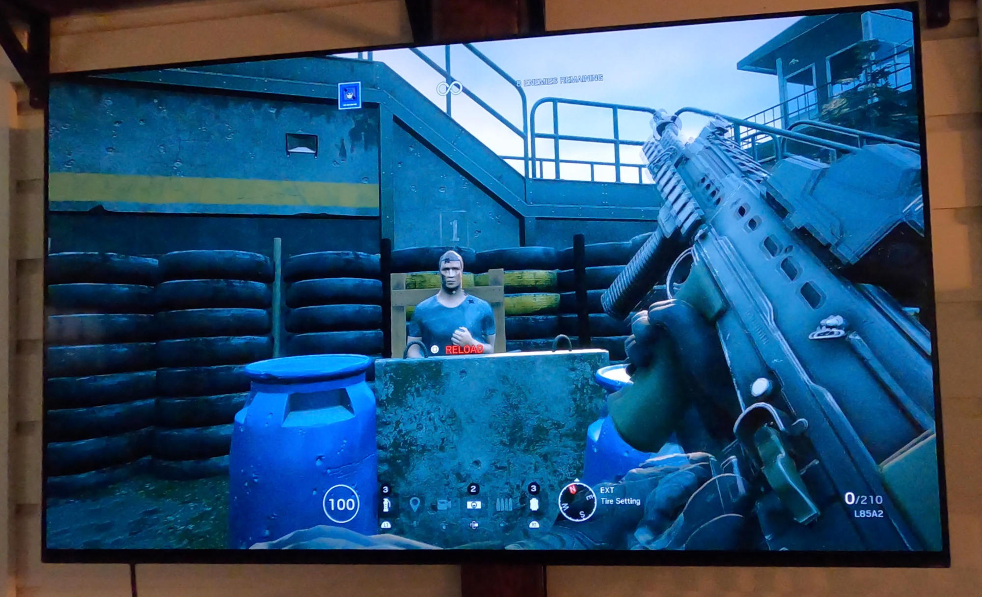 Gaming on Sony A80J OLED