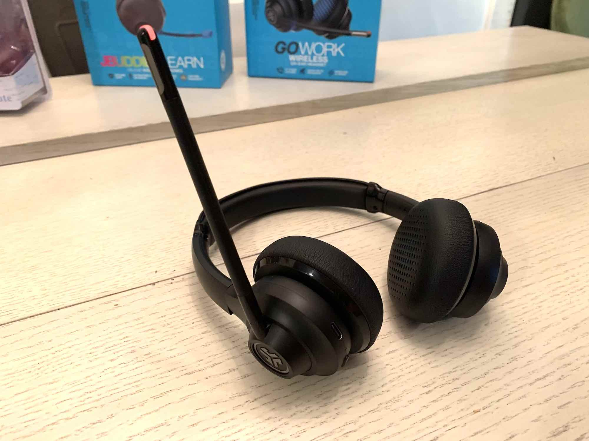 JLAB GoWork headphones