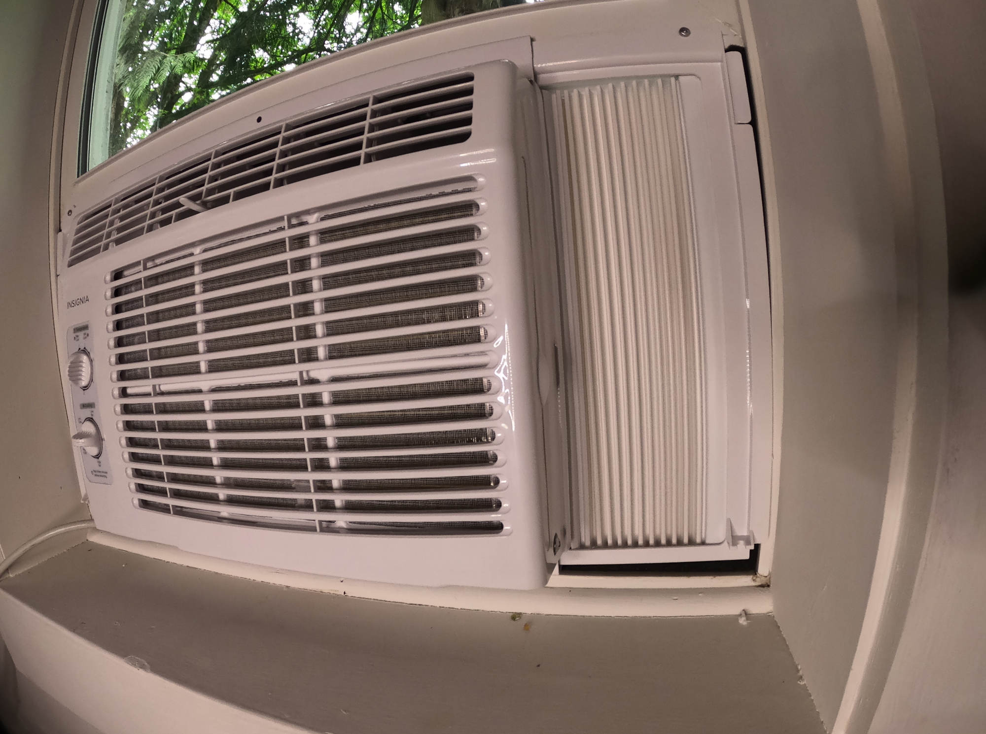 multi directional air flow air conditioner