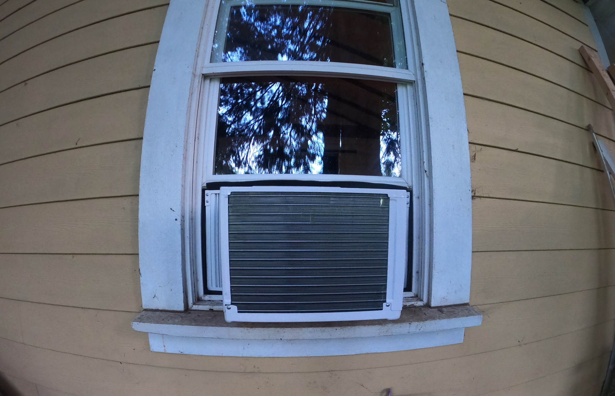 outside window air conditioner