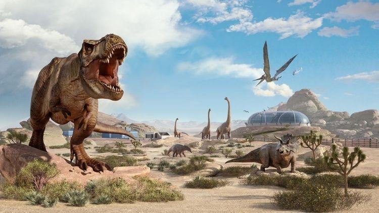 PC Gaming Show - Jurassic World 2