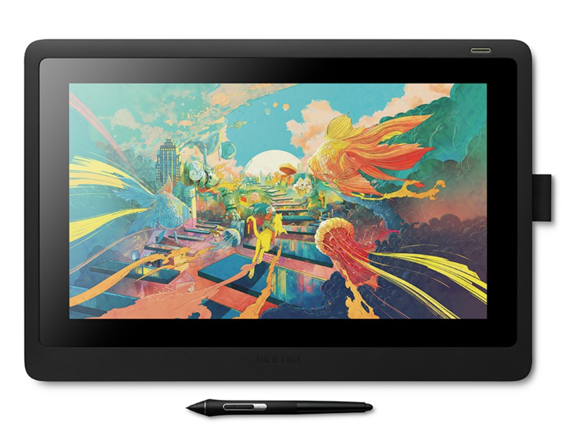 Graphic tablet introductory article feature image
