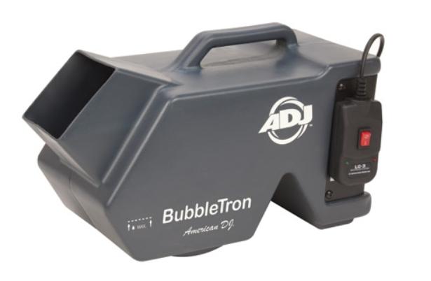 image of the American DJ Bubbletron bubble machine