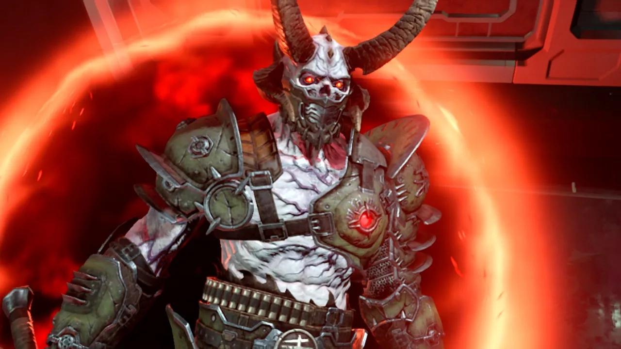 Doom Enemies