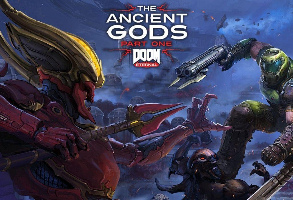 Doom Eternal DLC Banner
