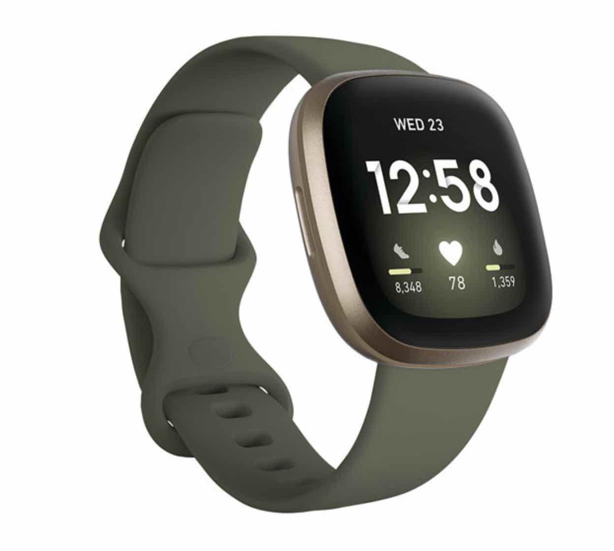 Fitbit gps watch