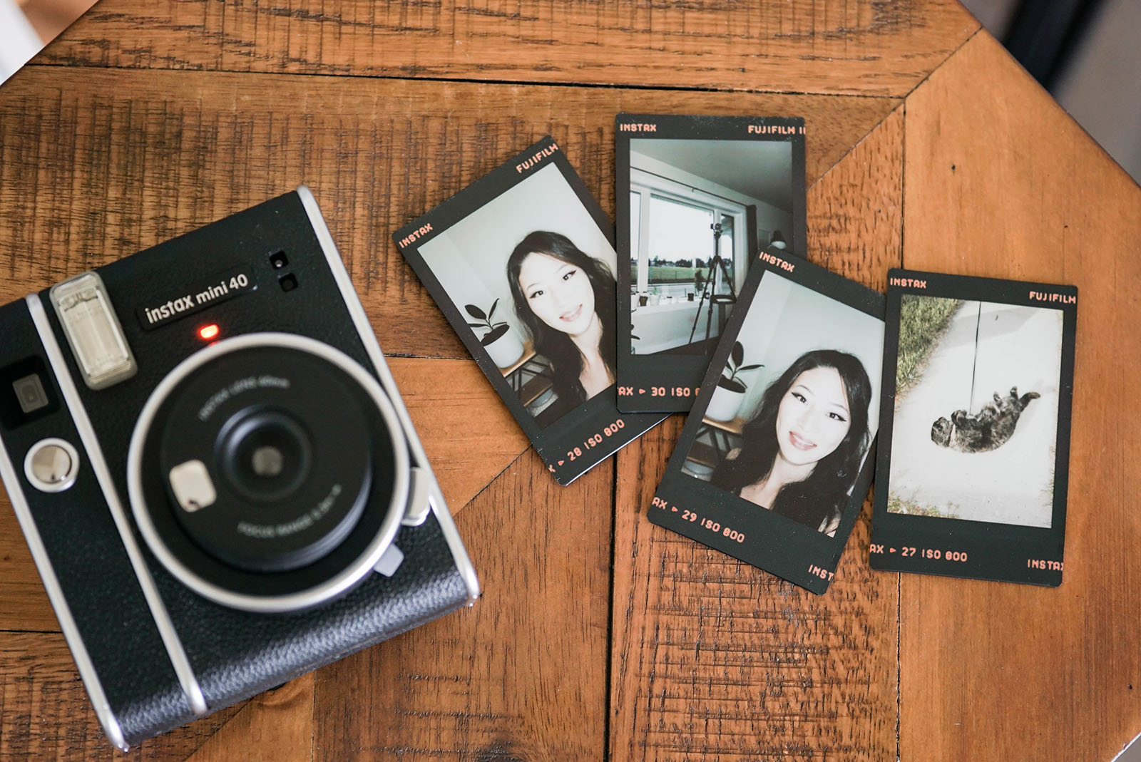 Fujifilm Instax Mini 40 review and samples