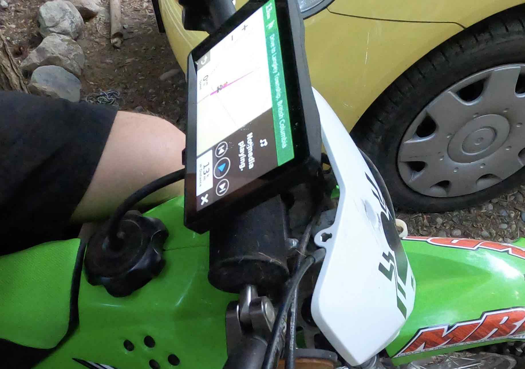 Garmin Zumo XT Motorbike GPS review
