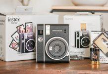 Hero Fujifilm Instax Mini 40 review
