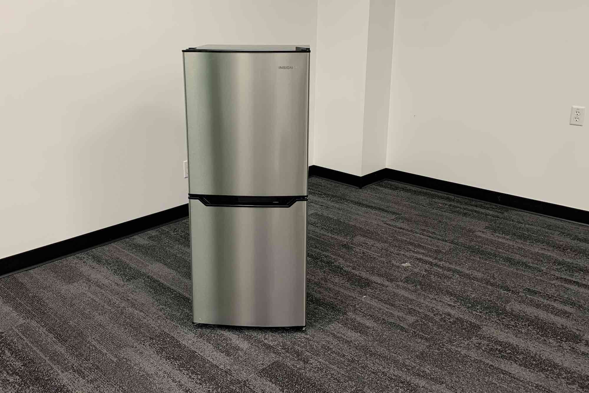 Insignia bottom mount mini fridge