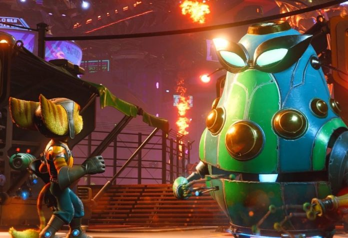 Ratchet and Clank Banner