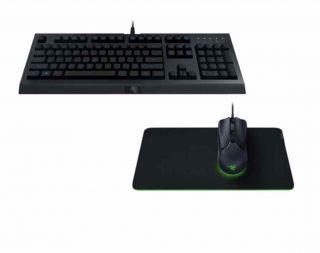 Razer keyboard mouse combo