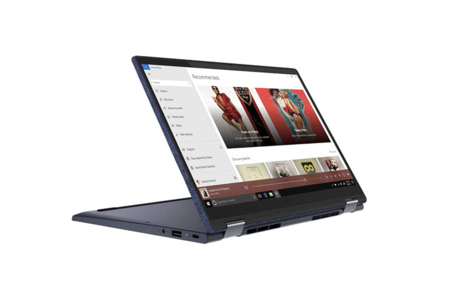 "Lenovo Yoga 6 13.3"" touchscreen 2-in-1 laptop with AMD Ryzen 5 processor"
