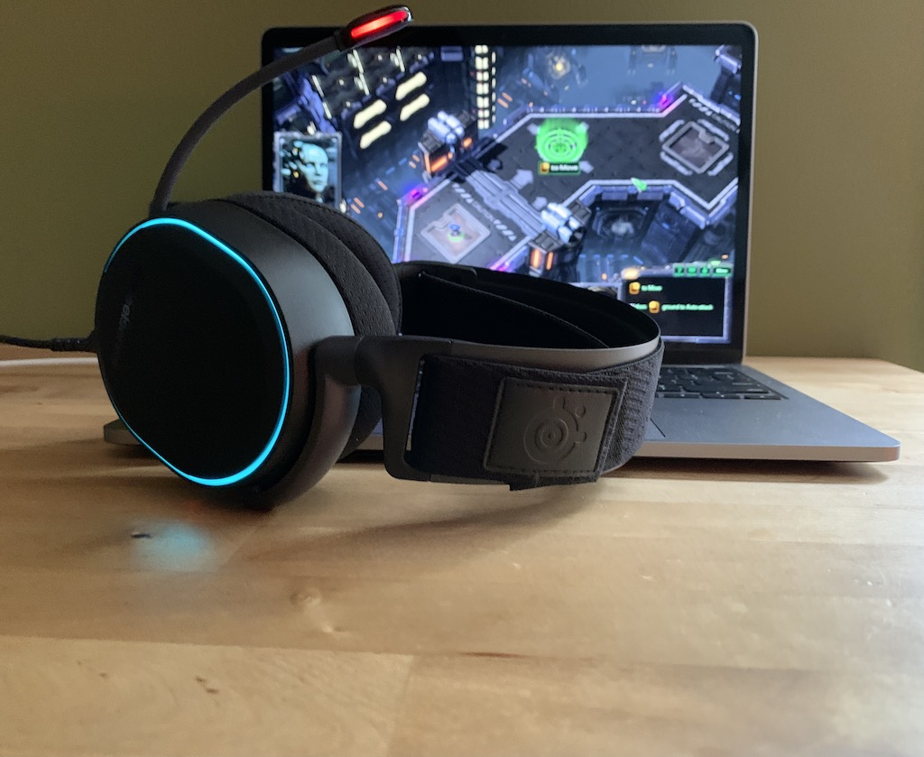 SteelSeries Arctis Pro gaming headset review