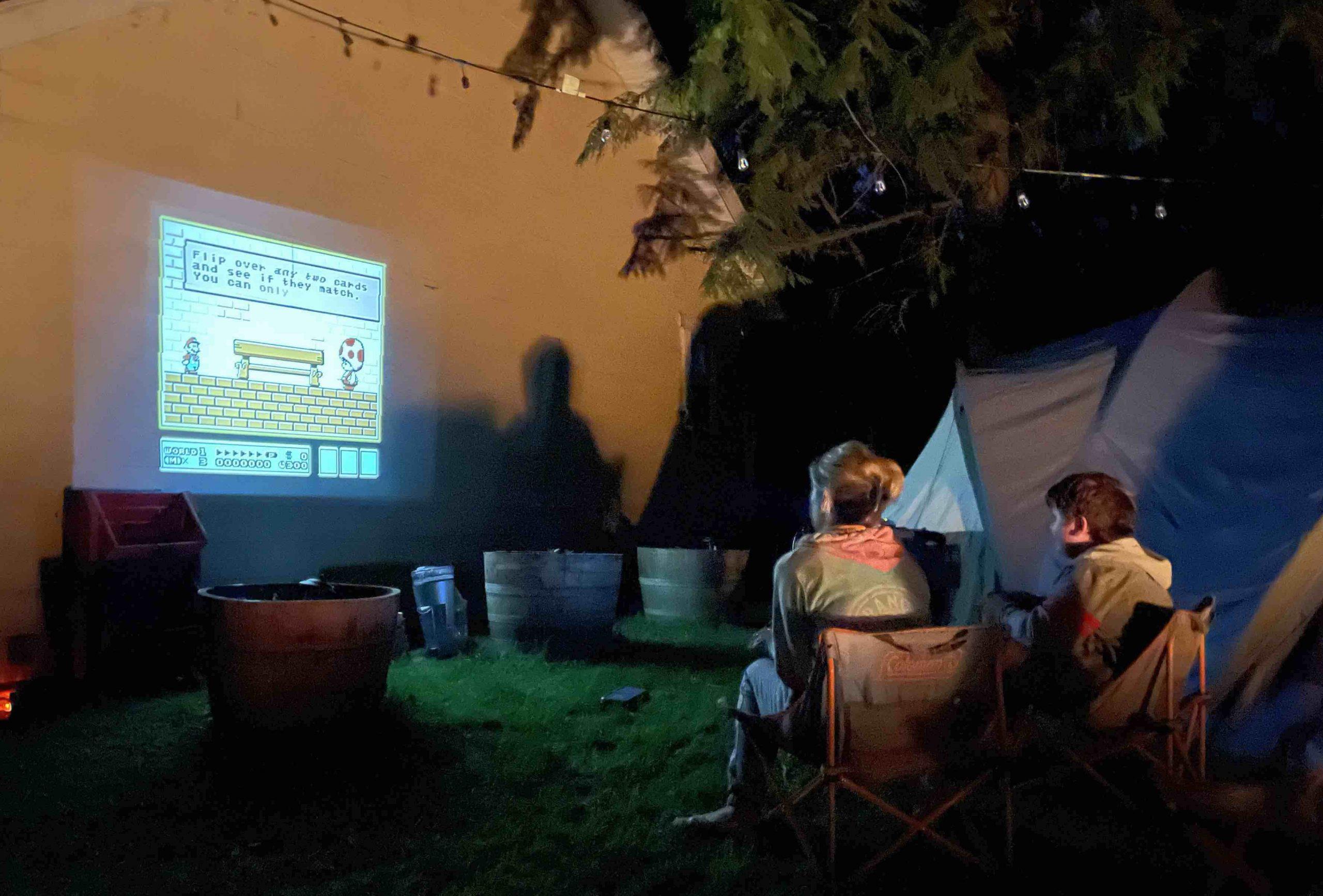 Vankyo Leisure 3W Projector copy
