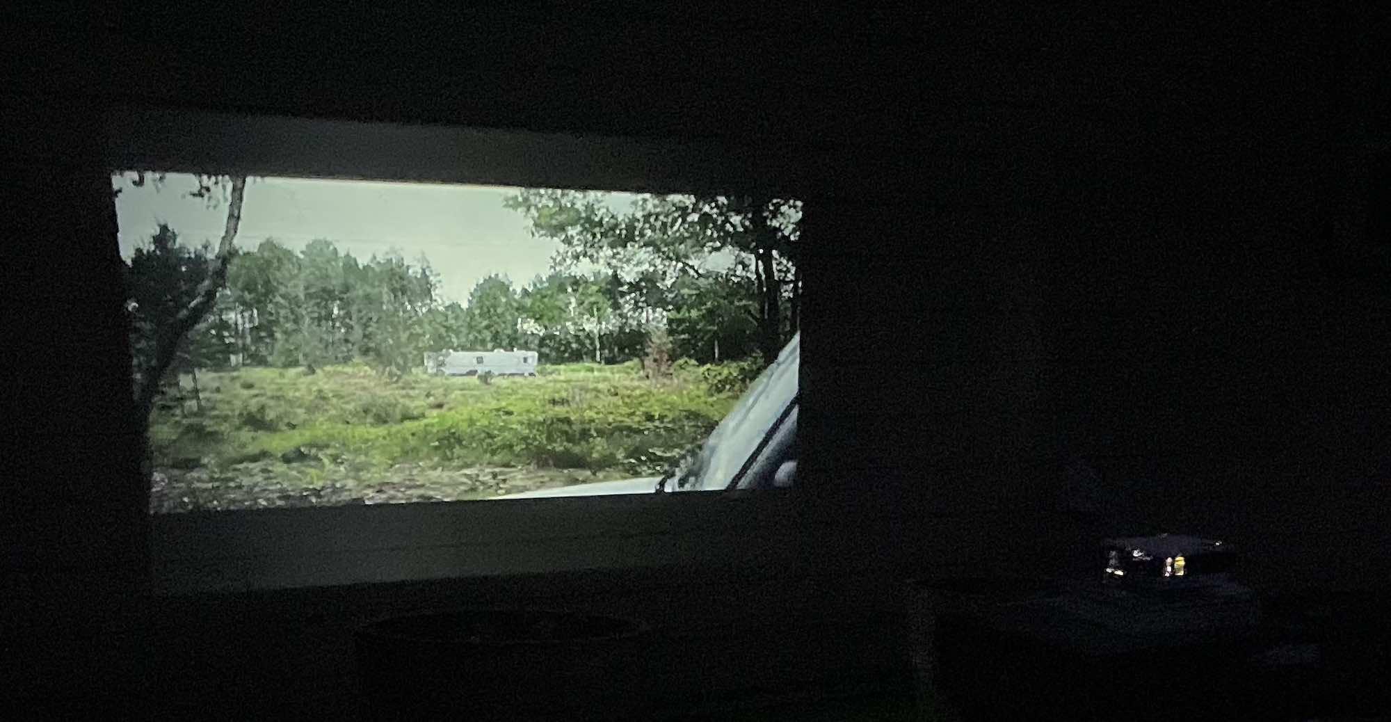 Vanyko mini projector