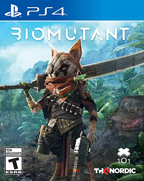 biomutant game cover